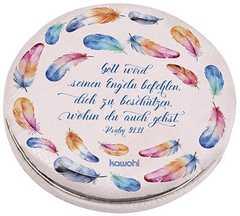 Taschenspiegel: Gott wird seinen Engeln befehlen