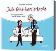 2CD: Jede Falte hart erlacht - Hörbuch