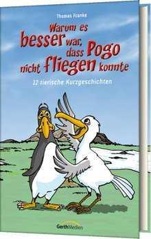 Warum es besser war, dass Pogo nicht fliegen konnte