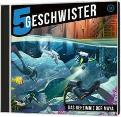 CD: Fünf Geschwister - Das Geheimnis der Maya (30)