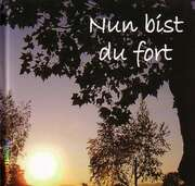 Nun bist du fort