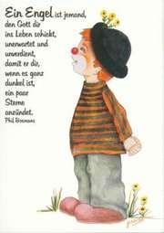 Postkarten: Ein Engel ist jemand ..., 12 Stück
