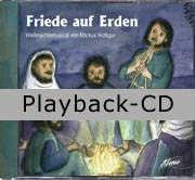 Playback-CD: Friede auf Erden