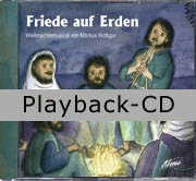 Playback-CD: Friede auf Erden