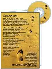 CD-Card: Spuren im Sand - KONFIRMATION