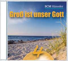 CD: Groß ist unser Gott 4