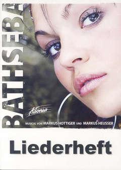 Liederheft: Bathseba / Batseba