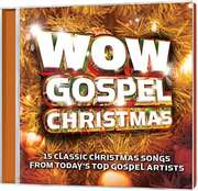 CD: Wow Gospel Christmas