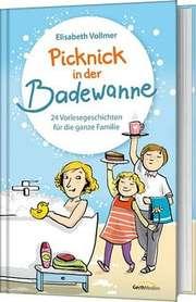 Picknick in der Badewanne