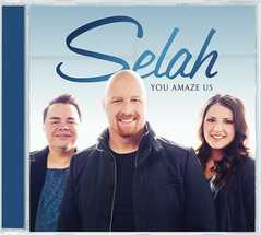 CD: You Amaze Us - Selah