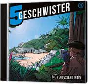 CD: Die vergessene Insel - 5 Geschwister (13)