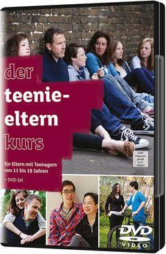 Der Teenie-Elternkurs - DVD-Set mit Leiterheft
