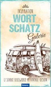 Inspiration Wortschatzgalerie 2019 - Posterkalender