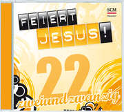 CD: Feiert Jesus! 22