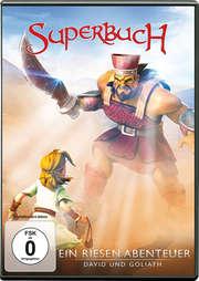 DVD: Ein Riesen Abenteuer - Superbuch-Reihe - Folge 6