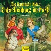 CD: Die Kaminski-Kids: Entscheidung im Park - Hörspiel