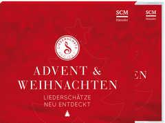 CD: Advent & Weihnachten - Das Liederschatz-Projekt