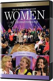 DVD: Women Of Homecoming No.1