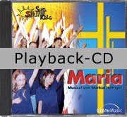 Playback-CD: Maria [Musical]