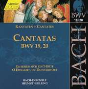 Cantatas Vol.6 (BWV 19,20)