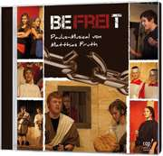 CD: Befreit - Paulus-Musical