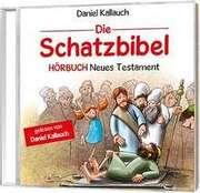 CD-Hörbuch Die Schatzbibel - Neues Testament